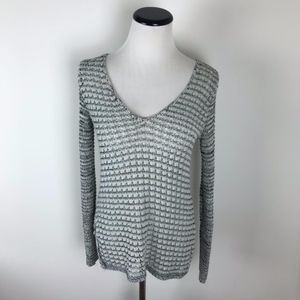 Helmut Lang Loose Knit Sweater